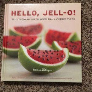 Hello Jello cookbook